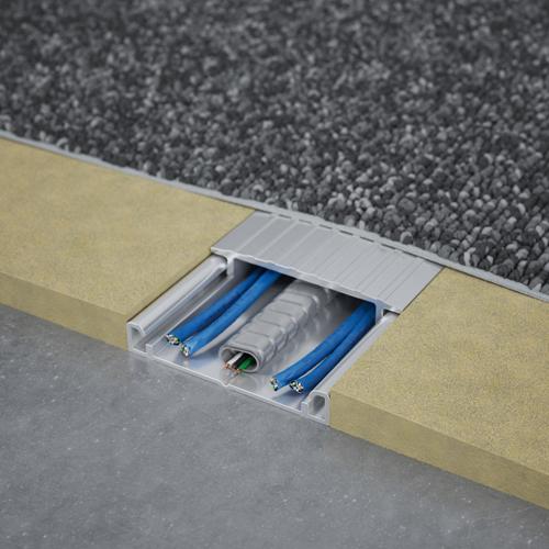 Under Carpet Wireway
