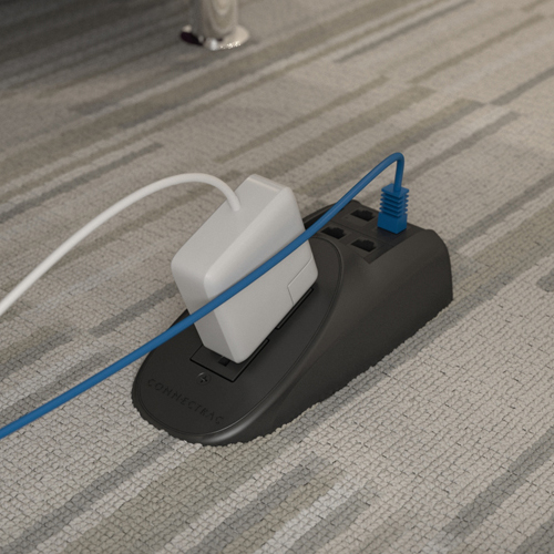 connectrac under-carpet wireway