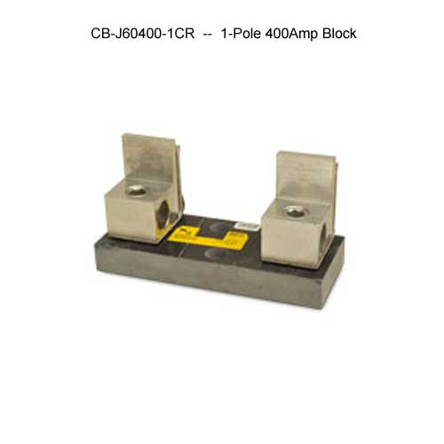 cooper bussmann j600 series 1-pole 400 amp fuse block icon