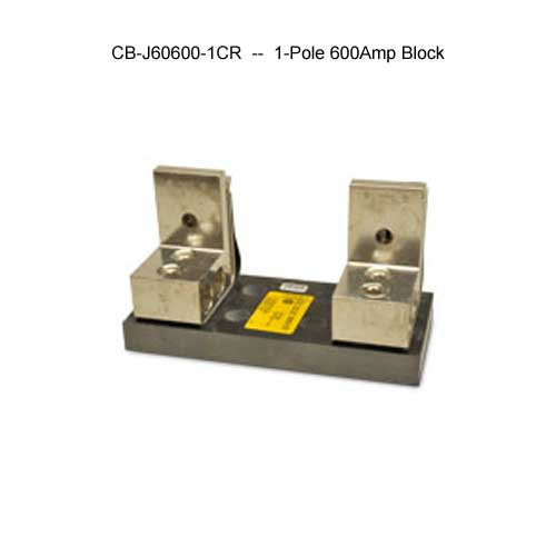 cooper bussmann j600 series 1-pole 600 amp fuse block icon