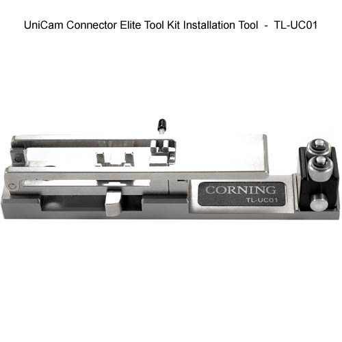 corning tkt-unicam connector elite tool kit installation tool - icon