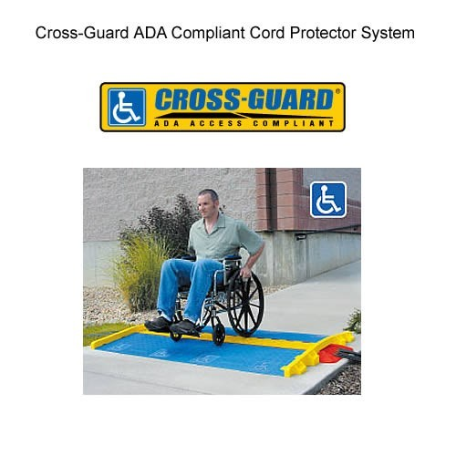 Cross Guard Cable Protector