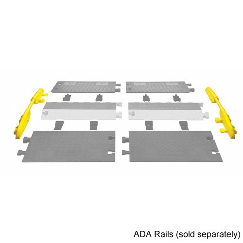 ADA rails highlighted