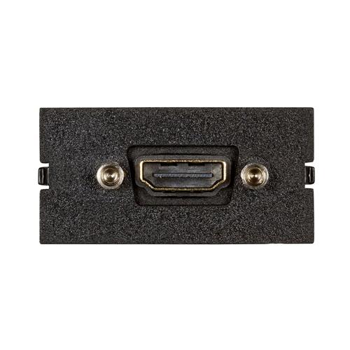 Connectivity Inserts for PCS1A Desk Outlet DMC-HDMI-BK
