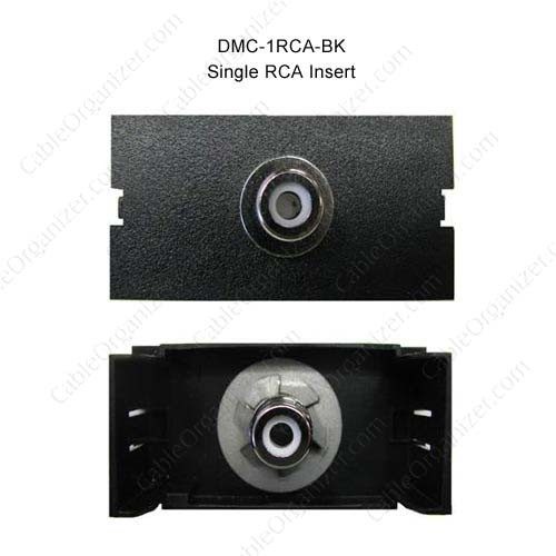 DMC-1RCA-BK