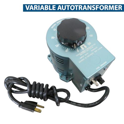 Variable Autotransformer, ERCIII-VA - icon