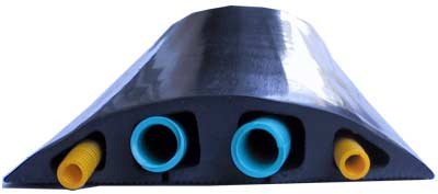 Light and Medium Rubber Ducts ED-CP-D-200-5