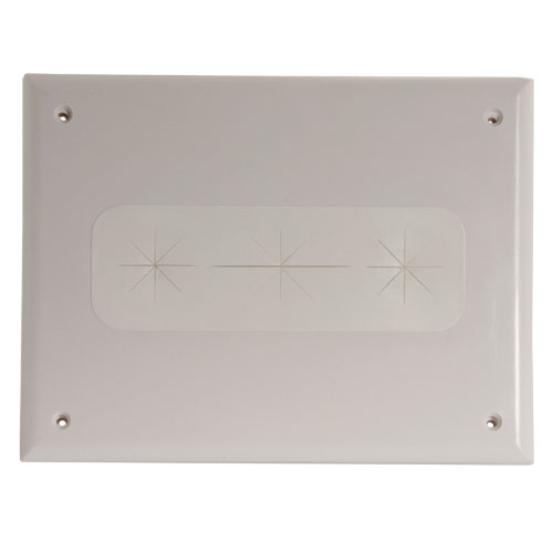 datacomm recessed media box cover - icon