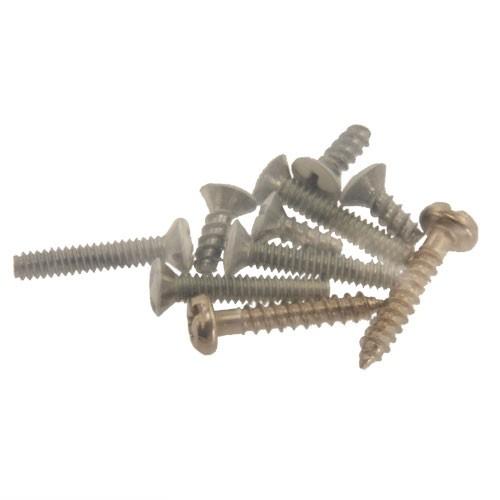 datacomm recessed media box cover screws - icon