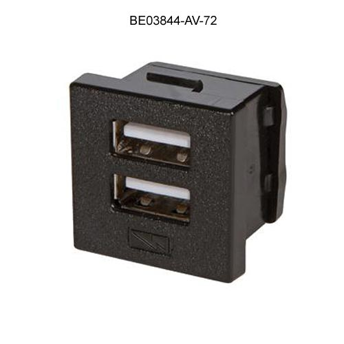 M2X Power & Data Desk Outlet BY-BE03844-C-72