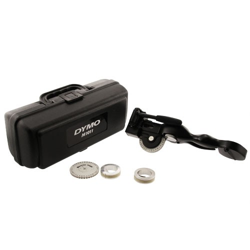 Dymo Rhino M1011 Metal Tape Embosser kit