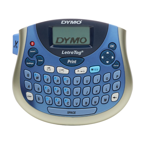 dymo letratag personal label maker, handheld style - icon