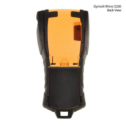 dymo rhino 5200 industrial label printer, back side - icon