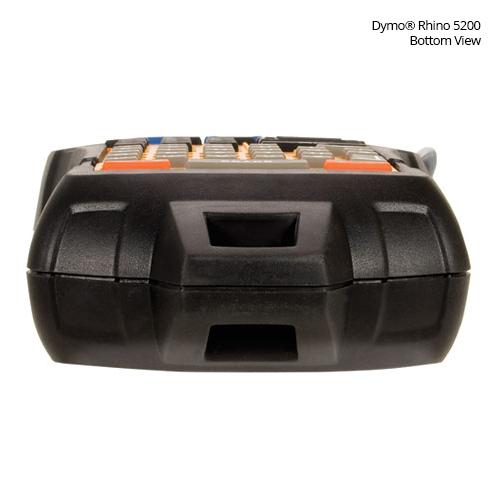 dymo rhino 5200 industrial label printer, bottom view - icon