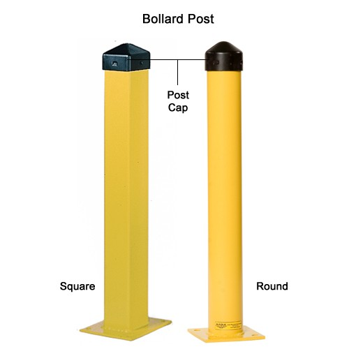 Eagle Manufacturing Bollard Posts - Square and Round - icon