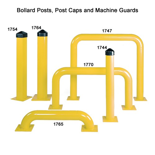 Eagle Manufacturing Metal Bollard Posts and Machine Guards icon