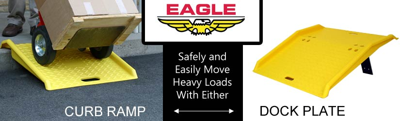 Eagle Manufacturing ramps and dockplates