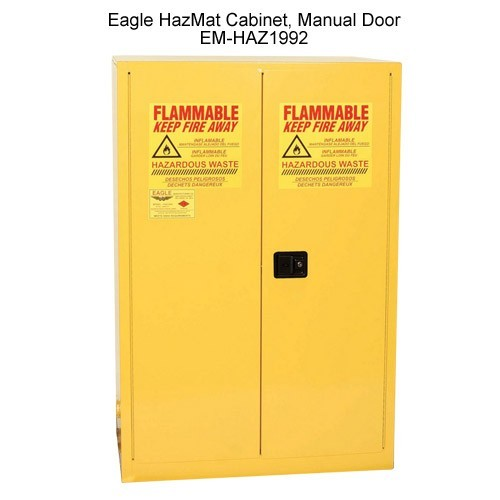 Eagle Manufacturing Haz-Mat Safety Cabinet 60 lbs