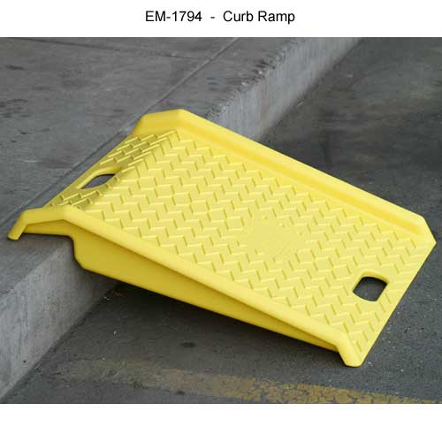 eagle yellow curb ramp - icon