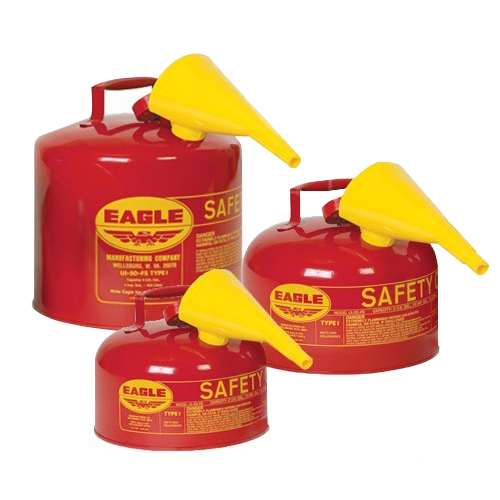 Eagle Manufacturing Type 1 Safety Cans