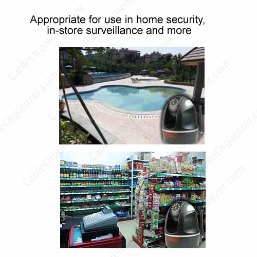ECG Wireless Digital Camera and surveillance system - icon