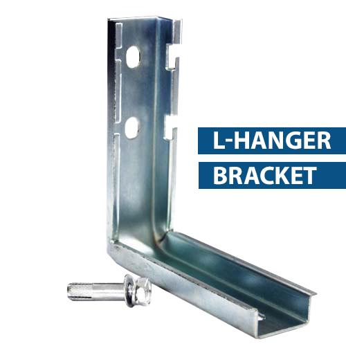 L-hanger-bracket