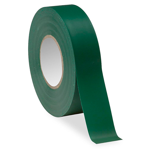 green electrical tape - icon