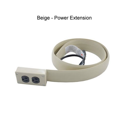 electriduct beige power extension icon