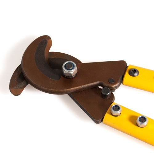 close up of Heavy Duty Cable Cutter closed - icon