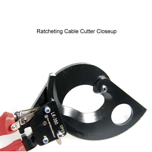Ratcheting Cable Cutter Closeup - icon