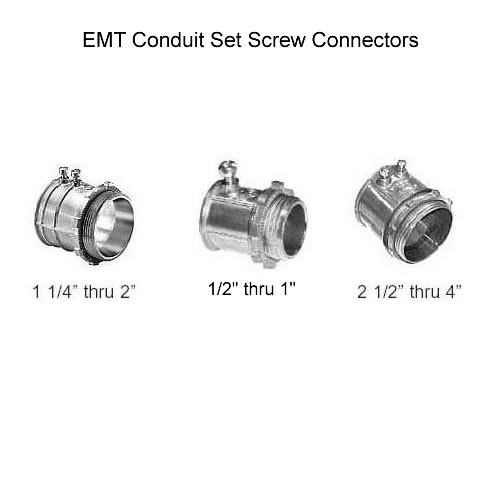 EMT conduit connector - icon