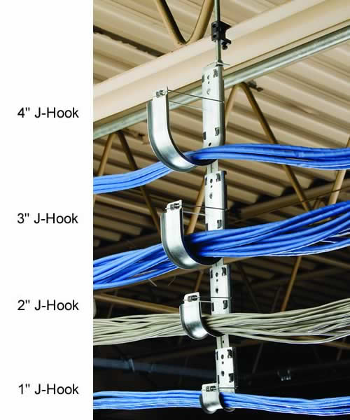 erico caddy j hook cat links in use, various sizes - icon