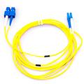 Single Mode 9/125 Scratch Resistant Fiber Optic Patch Cords