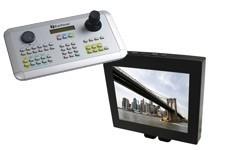 EverFocus monitors, tools, controls