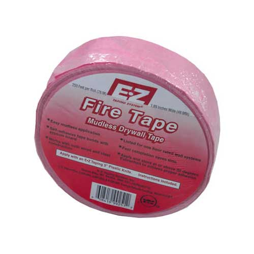 roll of ez self adhesive fire tape in package - icon