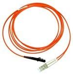 Fiber Optic Patch Cords - Multimode FOJ-MM6-D-MTRJ-LC-M1
