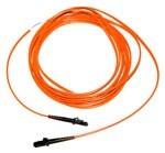 Fiber Optic Patch Cords - Multimode FOJ-MM6-D-MTRJ-MTRJ-M1