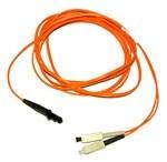 Fiber Optic Patch Cords - Multimode FOJ-MM6-D-MTRJ-SC-M1