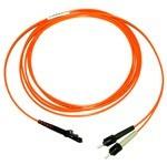 Fiber Optic Patch Cords - Multimode FOJ-MM6-D-MTRJ-ST-M1