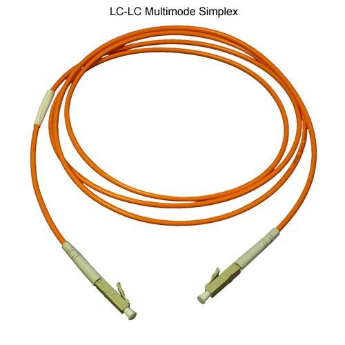 lc-lc multimode simplex fiber optic cable - icon