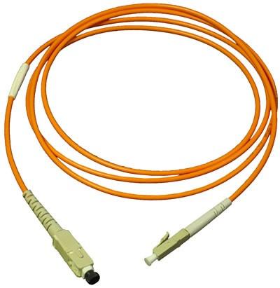 Fiber Optic Patch Cords - Multimode FOJ-MM6-S-SC-LC-M1