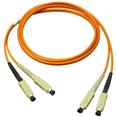 Fiber Optic Patch Cords - Multimode FOJ-MM6-D-SC-SC-M1