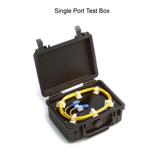 single port pulse suppressor test box case - icon