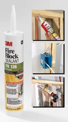 3M FireBlock Sealant