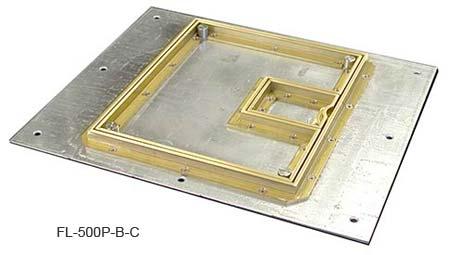 FSR FL-500P Floor Box FSR-FL-500P-B-C