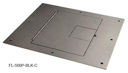 FSR FL-500P Floor Box FSR-FL-500P-BLK-C