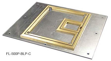 FSR FL-500P Floor Box FSR-FL-500P-BLP-C