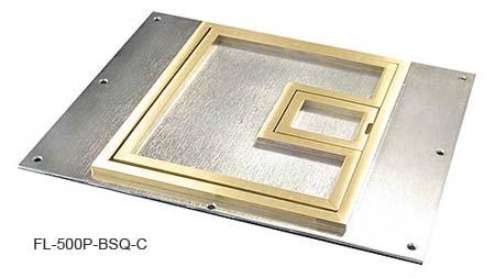 FSR FL-500P Floor Box FSR-FL-500P-BSQ-C