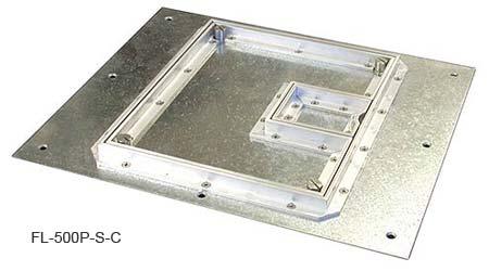 FSR FL-500P Floor Box FSR-FL-500P-S-C