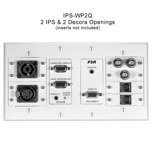 4-gang IPS-WP2Q